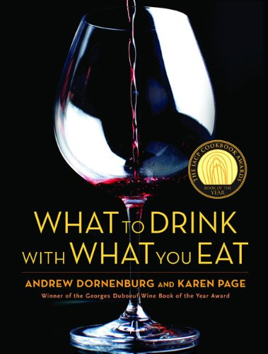 Page Dornenburg What To Drink With What You Eat