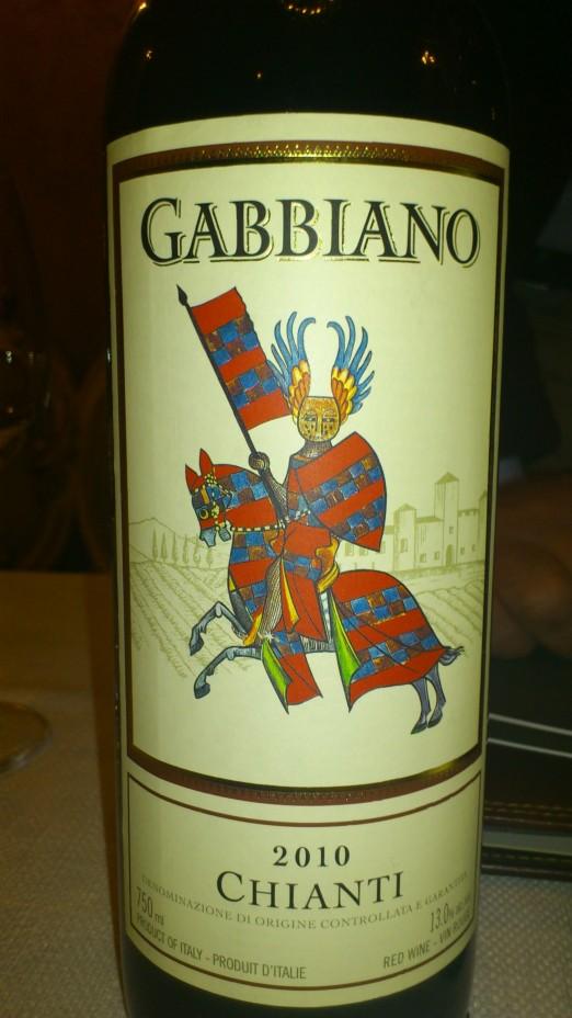 Tuscany, Chianti, Castello di Gabbiano, Winicjatywa