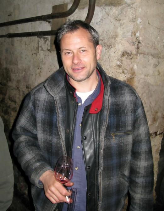 Didier Barral biodynamic wine Languedoc