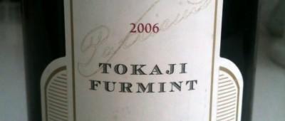 Patricius Tokaj Furmint 2006