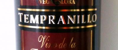 Vega Eslora Tempranillo 2010