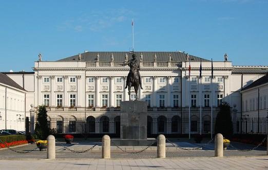 Warszawa_Pałac_Prezydencki