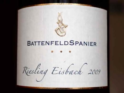 Battenfeld Spanier Riesling Eisbach 2009