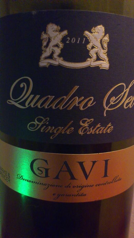 Gavi, Piemont, Cortese, wino dnia, Winicjatywa