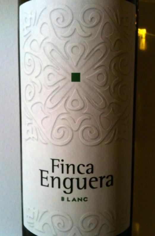 Finca Enguera Valencia Blanc 2011