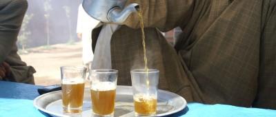 Marocco, tea, wine and travel