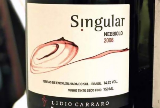 Lidio Carraro Nebbiolo Singular 2005
