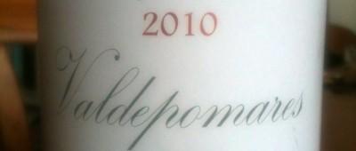 Rioja Valdepomares 2010