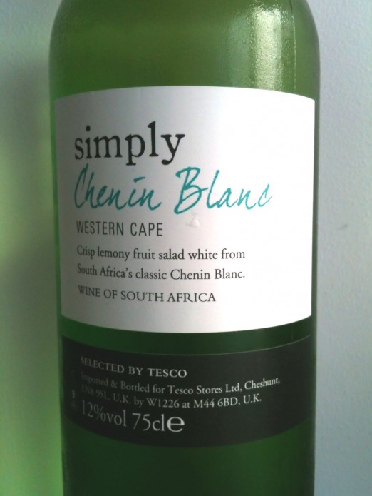 Tesco Simply Chenin Blanc