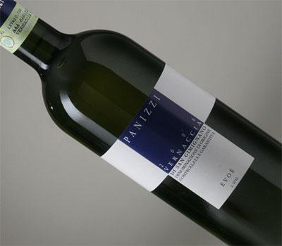 Vernaccia, Panizzi, Toskania, wino i kino