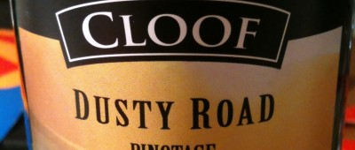 Cloof Dusty Road Pinotage 2005