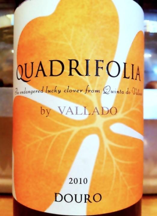 vallado quadrifolia_2010_douro biedronka