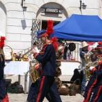 Święto Wina 2012 w Janowcu nad Wisłą orkiestra