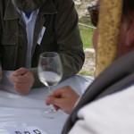 Święto Wina 2012 w Janowcu nad Wisłą degustacja