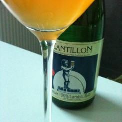Cantillon Geuze 100% Lambic Bio