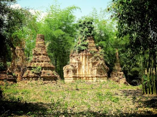 Birma świątynia