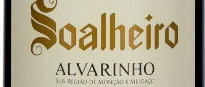 Soalheiro Vinho Verde Moncao-Melgaco Alvarinho 2010
