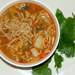 Thupka @vidhyas-goodeats.blogspot.com