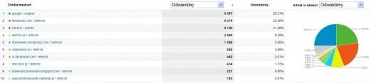 Winicjatywa statystyki 2012-04 Źródła odwiedzin