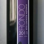 Winnica Rzeczyca Rondo 2011