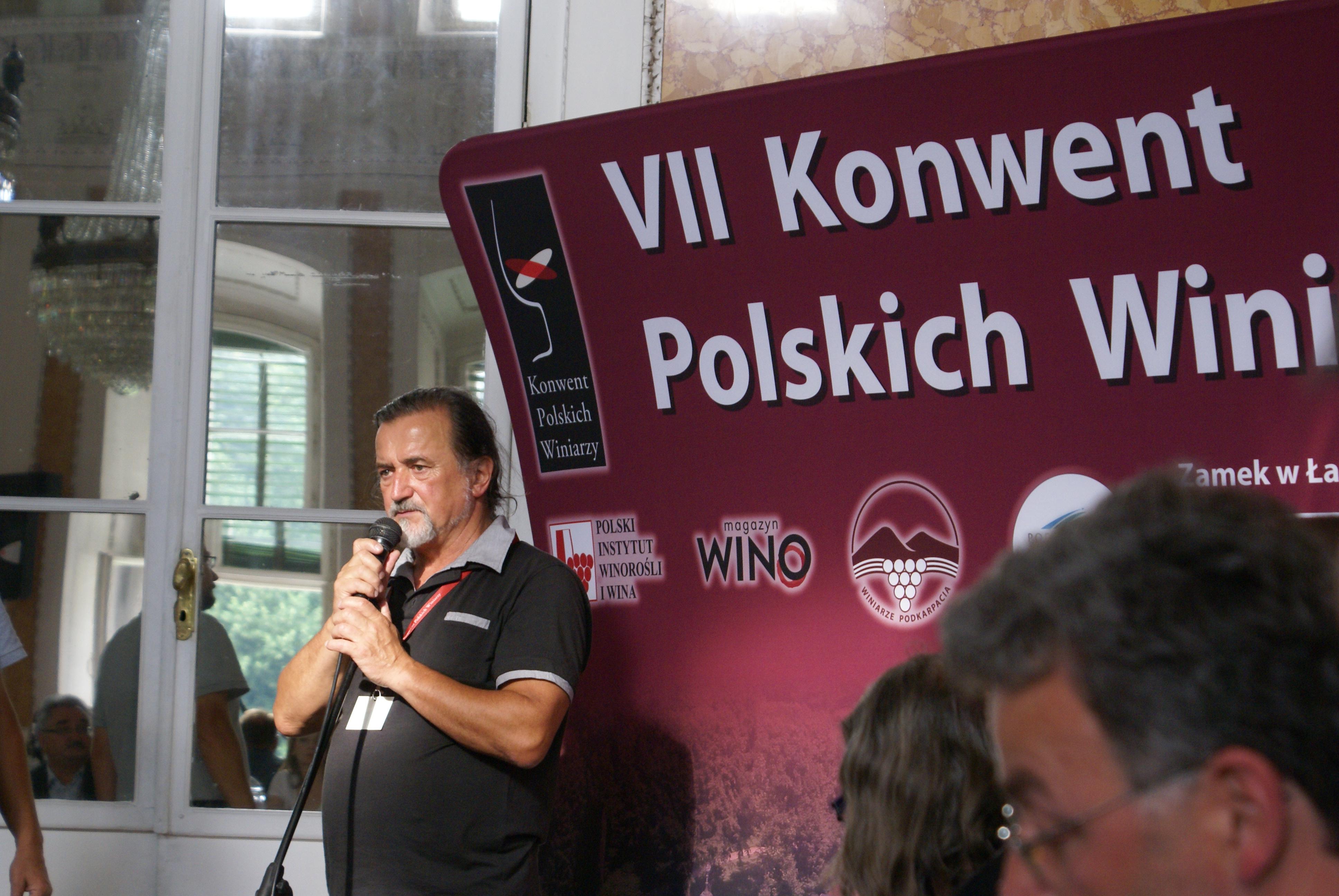 VII Konwent Polskich Winiarzy