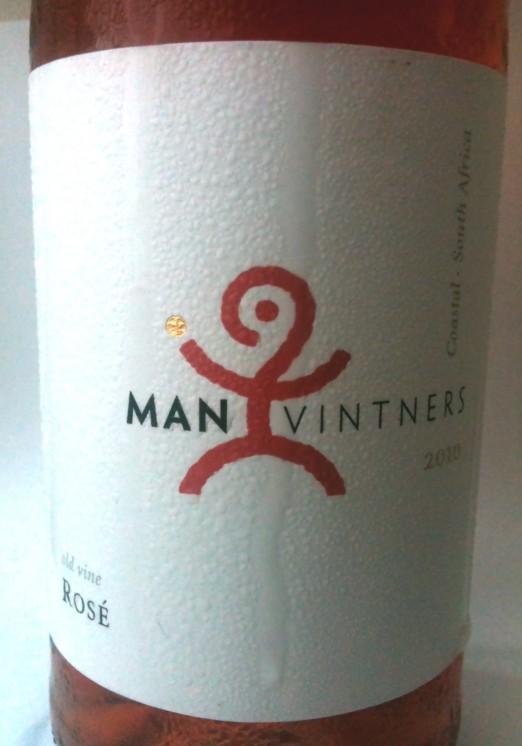 Man Vintners Old Vine Rosé 2010