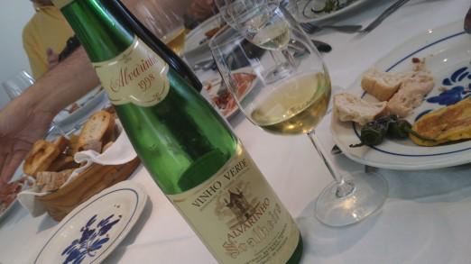 Quinta do Soalheiro Vinho Verde Alvarinho 1998