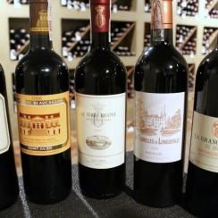 Drugie wina bordoskie i nie tylko