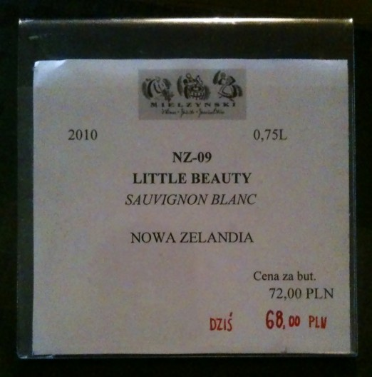 Little Beauty promotion