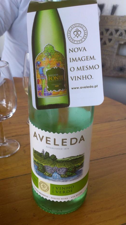 Quinta da Aveleda new label