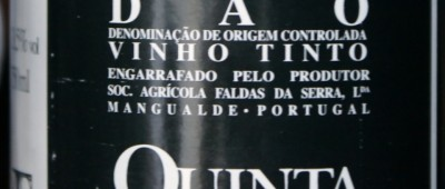 Quinta das Maias Dao Tinto 2008