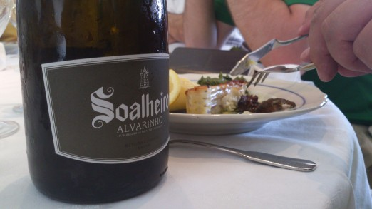 Quinta do Soalheiro Vinho Verde Alvarinho Brut