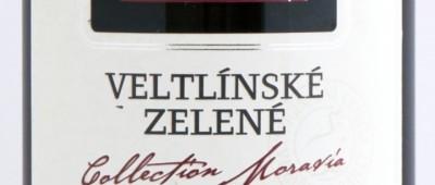 Vinařství Zaječí Veltlínské Zelené