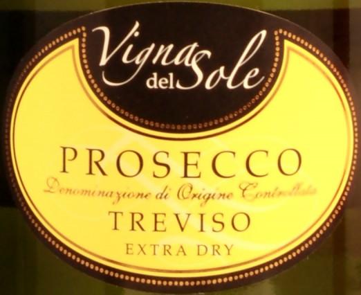 Il Colle Prosecco Treviso Extra-dry Vigna del Sole