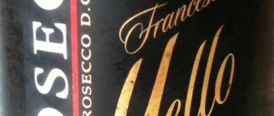 Mionetto spa Prosecco DOC Treviso Francesco Yello
