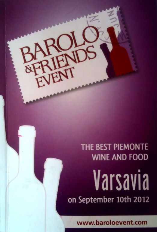 Barolo & Friends @ Warsaw 2012
