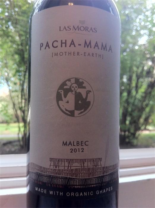 Las Moras Pacha-Mama Malbec 2012
