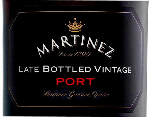 Martinez Late Bottled Vintage Port 2006