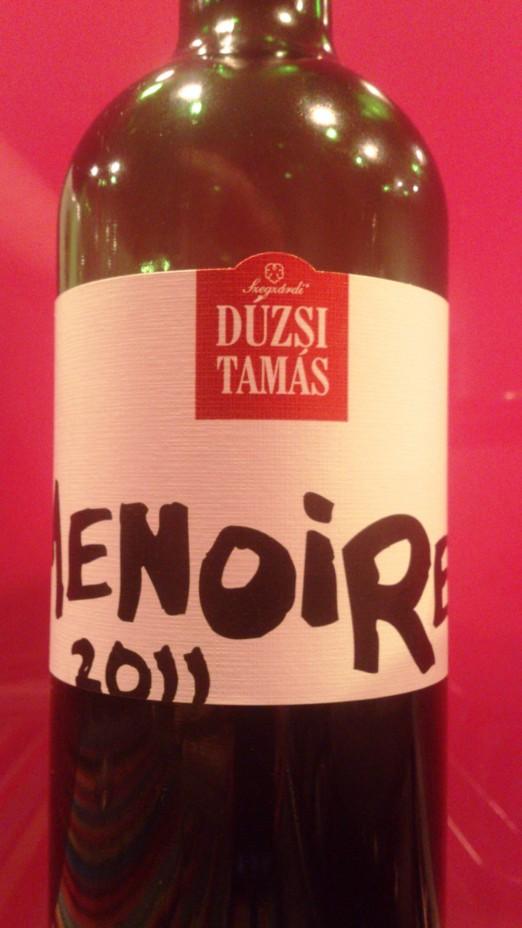 Tamas Duzsi Menoire 2011