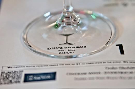 Ekstremalne szkło dla ekstremalnych restaruacji