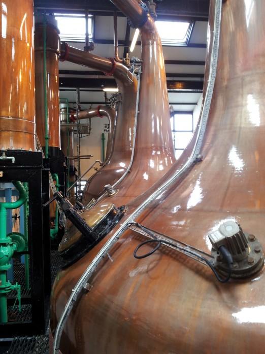 alembiki do produkcji whisky