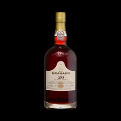 Grahams 20 Years Old Tawny Port