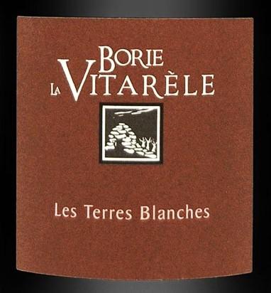 Borie La Vitarele Saint-Chinian Les Terres Blanches 2011