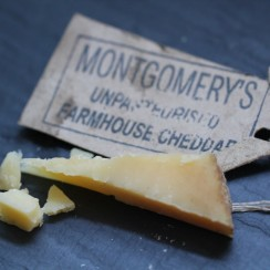 Montgomery's Cheddar. C Madame Fromage