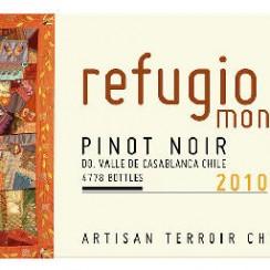 Montsecano Pinot Noir Refugio 2010