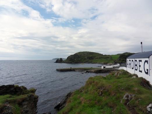 Gorzelnia Ardbeg Szkocja Islay