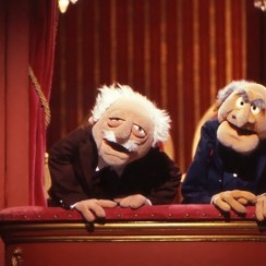 Statler Waldorf Muppet Show