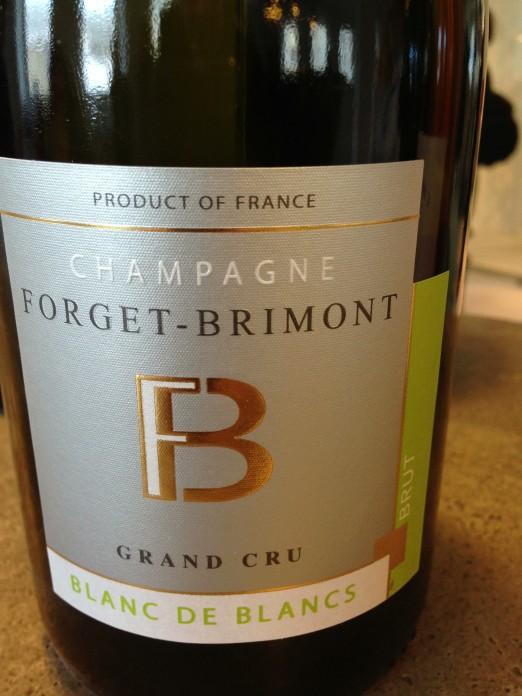 Forget-Brimont Champagne Brut Blanc de blancs