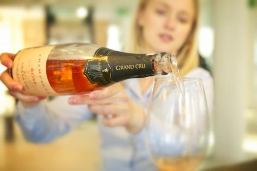 Le Mesnil Champagne Brut Rose Sublime