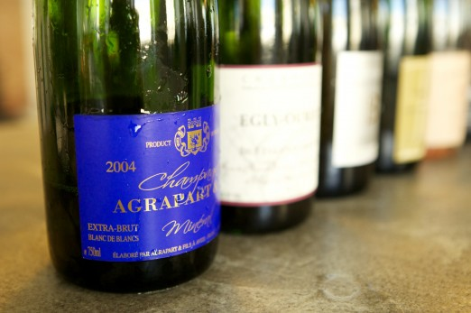 Agrapart & Fils Champagne Extra-Brut Minéral 2004
